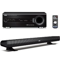 Yamaha YHT-S400BL Home Theater System (Electronics) http://www.amazon.com/dp/B002ZG7WIA/?tag=pintbfx-20 B002ZG7WIA