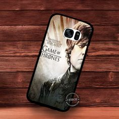 Tyrion Lannister Quote Game of Thrones - Samsung Galaxy S7 S6 S5 Note 7 Cases & Covers