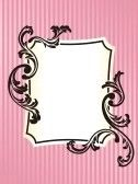 Elegant rectangular Frame design inspired by French rococo style. Graphics are grouped and in several layers for easy editing. The file can ...