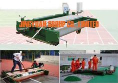 JYTP Series Wet Pour Rubber Paving Machine  http://www.usedtirerecycling.com/jytp-series-wet-pour-rubber-paving-machine/