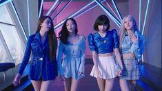 Kpop Girl Groups, Korean Girl Groups, Kpop Girls, Black Pink Songs, Black Pink Kpop, Walking Videos, Black Pink Dance Practice, Pink Movies, Blackpink Members