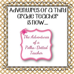 Adventures of a Polka-Dotted Teacher: We Have the Force!