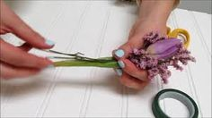 Image result for how to make a sunflower boutonniere