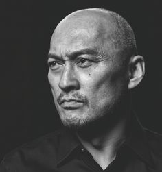 Ken Watanabe playing the King in the broadway return of The King and I, a role Yul Brynner made famous.