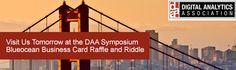 ONLINE BUZZ FOR DIGITAL ANALYTICS ASSOCIATION SYMPOSIUM