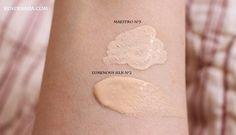Giorgio Armani Maestro Foundation - Kenderasia G Armani, Giorgio Armani, Armani Silk Foundation, Fair Skin, Swatch, Makeup, Beauty, Make Up, Beauty Makeup