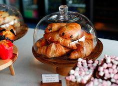 Treat yourself with soe Gourmet Pastries! Raspberry Roulade, Croissants, Coffee Break, Treat Yourself, Dublin, Pastries, Red Velvet, Brownies, Sweet Treats
