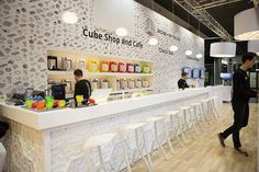 Cube Cafe, Euromold, 2012