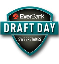 DAILY ENTRY &bonus Sweepstakes entries (up to 3 referral per day, and one Twitter share per day) 2016 EverBank Draft Day Sweepstakes- ends 3/25/16