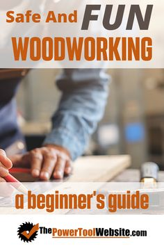 Beginner woodworking - a guide to help you get started and find your way around woodworking tools and joints. Learn Woodworking, Woodworking Techniques, Easy Woodworking Projects, Woodworking Tools, Wood Projects That Sell, Easy Wood Projects, Diy Your Furniture, Tool Website, Wood Plans