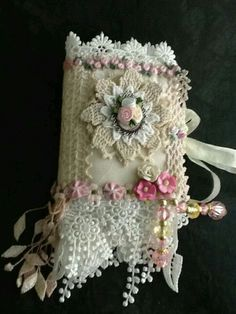 gorgeous lace book
