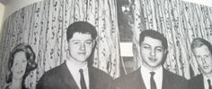 1965 Protocol Georgetown University Yearbook - Bill Clinton - Freshman Class President Georgetown University, Freshman, Presidents