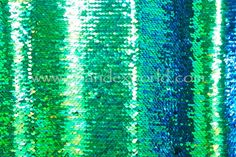 Reflective Stretch Sequins (Black/Kelly/Multi) Really want to make a mermaid tail out of these reversible sequins