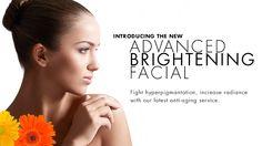 Advanced Brightening Facial | Elizabeth Arden Red Door Spas #RedDoorSpa