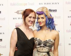 On the red carpet for the Kaleidoscope Trust. More here:  http://kaleidoscopetrust.com/news/82