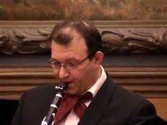 Klezmer concertant,amud ha esh,Ricardo Angel-Peters,Klarinette,Peter Maa...