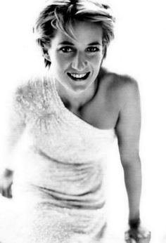 Princess Diana (who would now be a grandmother if she were here :-( )