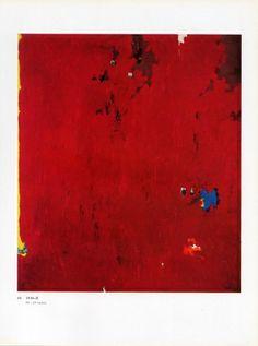Apoplectic Clifford Still - 1949 H