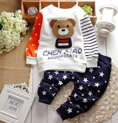 baby clothing sets cotton baby princess dress + short baby clothes kids clothes