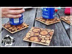 Sliced Wood Coasters: 11 Steps (with Pictures)