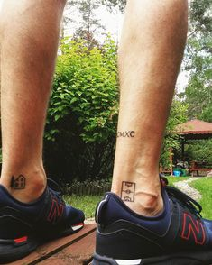 Let\'s start!@bestoffootball @visubal @433 @bestgoals @golazocenter @starsoffootball @newbalancepoland @newbalance @mad_hatter_tattoo#football#thebeautifulgame#worldcup2018#passion#fotballfan#tattoo#minimaltattoo#minimalisttattoo#ink#polishboy#newbalance247#naczolesobiezrób | Artist: @instamaticzu