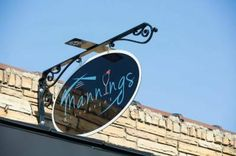 Manning's -- a new restaurant opening in Clayton NC, October 17, 2014.  Can't wait to try it...