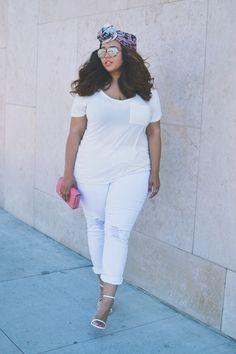 Plus Size Fashion - Gabi Fresh
