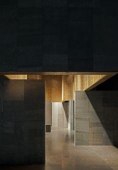 Vincent van Duysen architects, Carrières du Hainaut, interieur in kortrijk 2012