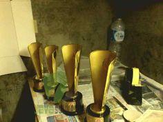 trophy plakat medali