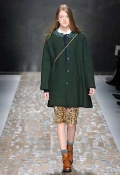Blugirl Fall Winter 2013/14 Fashion Show Collection #mfw