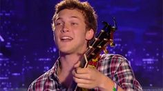 Phillip Phillips!! Ok...who saw this guy on AI last night? LOVE! I know it's early, but he may win! He's fab