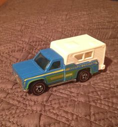 Hot Wheels Redline Keep On Camping Truck Great Condition All Original No Reserve Car Costume, Redline, Hot Wheels Cars, Fast Cars, Vintage Toys, Diecast, Childhood, Camping, Trucks