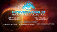 Homeworld Remastered Collection Experience the epic space strategy games that redefined the RTS genre. Control your fleet and build an armada across more than Small Business Software, Video Game Reviews, Game Codes, Computer Security, Sql Server, Latest Games, Single Player, Strategy Games, Online Games