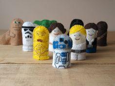 KR Finger Puppets by Joanne Rich: Star Wars Finger Puppet