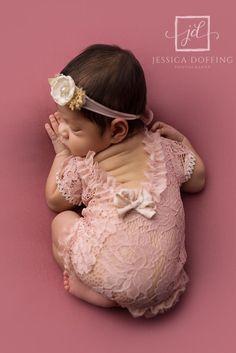 Newborn Baby Photos, Newborn Care, Photography Props, Newborn Photographer, Simple Dresses, New Moms, Photo Sessions, Photo Props, Girl Photos