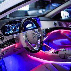 """ㅤㅤ ㅤㅤ ㅤㅤㅤ 𝐒𝐏𝐎𝐑𝐓-𝐂𝐀𝐑𝐒 🇩🇪🇩🇿 on Instagram: """"Choose your favourite interior 👇 ᴊᴏɪɴ ᴏᴜʀ ᴄᴏᴍᴍᴜɴɪᴛʏ:⚡ 👉@show_sport_cars 🔥 👉@show_sport_cars ✅…"""" Mercedes Interior, Inside Car, Ski Boats, Car Interior Decor, Car Cleaning, Future Car, Sport Cars, Car Accessories, Dream Life"""