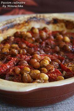 """Moussaâ Badhinjan"" : Moussaka Libanaise - Passion culinaire by Minouchka  Délicieux comme toujours chez Minouchka"