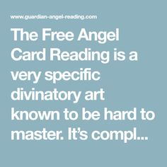 The Free Angel Card Reading is a very specific divinatory art known to be hard to master. It's complexity proves the reliability of the answers The Lovers Tarot Card, Angel Readings, Free Angel, Free Tarot Reading, Angel Images, Angel Cards, Tarot Spreads, Card Reading, Tarot Cards