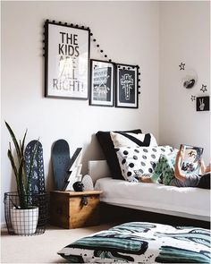 Best Boys Bedrooms Designs Ideas and Decor Inspiration Awesome & Stylish Scandinavian Kids Room Design und Decorvhomez Scandinavian Kids Rooms, Modern Kids Rooms, Modern Bedroom Decor, Bedroom Ideas, Hipster Room Decor, Modern Bedrooms, Bedroom Inspiration, Nursery Ideas, Kids Room Design