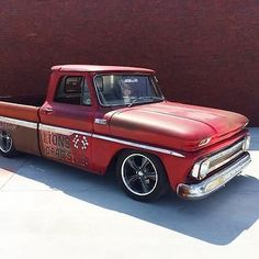 SUPER STOCK 1965 C10 Patina Shop Truck