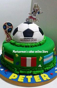 Torta Mundial Rusia 2018. Maricarmen's cakes online Store. 991526566.