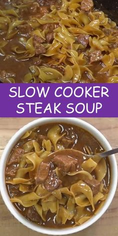 Sirloin Roast, Roast Beef, Meal Recipes, Slow Cooker Recipes, Steak Soup, Slow Cooker Steak, Vegetarian Cake, Pasta Food, Onion Soup Mix
