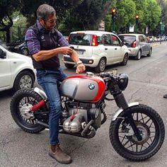 @ottodrom / Ottodrom Cafe Racer Instagram Photos - InstaWebGram