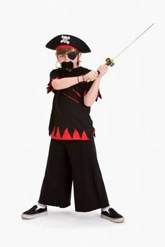 Pirate outfit idea for Zs birthday party