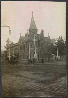 Camberwell Post Office, Camberwell,Victoria (year unknown).