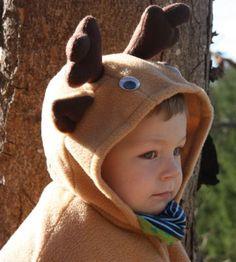 elch halloween fasching  kostüm cape für von bighead5005 auf Etsy