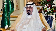Hospitalizan al rey Abdullah de Arabia Saudita