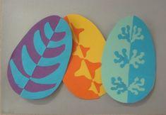 Kaarisillan kuvataide: Iloista pääsiäistä!