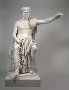 Statue of a Roman emperor Trajan 1 Century AD. © Foto: Antikensammlung der Staatlichen Museen zu Berlin - Preußischer Kulturbesitz