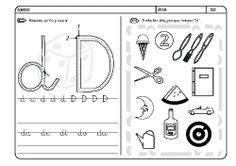 Mejores 12 Imagenes De Bujos Con Letra D Para Colorear